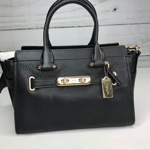 Coach Leather Satchel NWOT